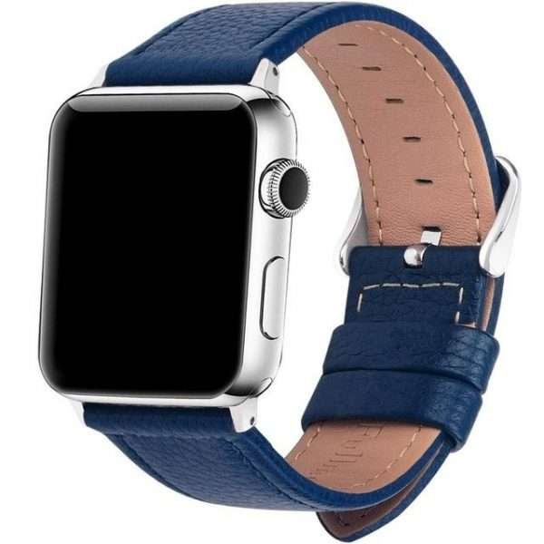 Leather Watchband for Apple Watch