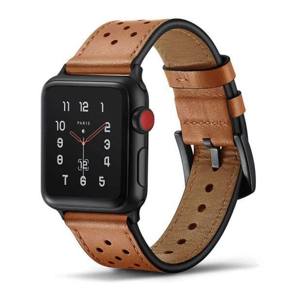 Genuine Leather Strap Apple watch band