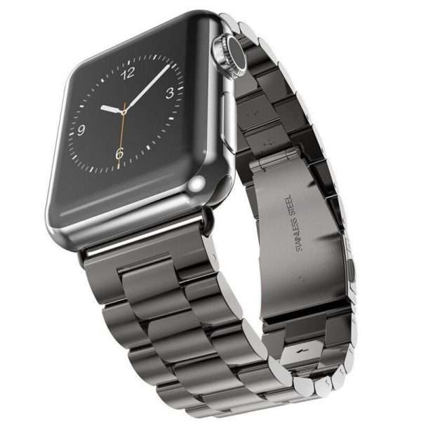 Luxury Stainless Steel Metal Band Strap