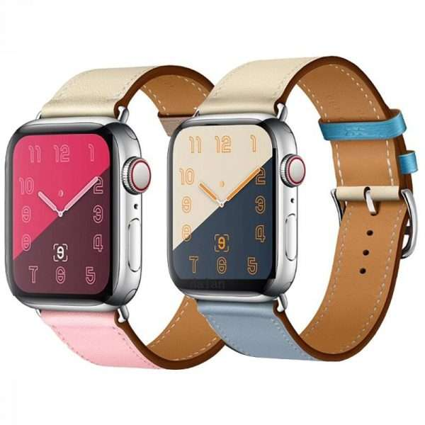 2021 Apple watch leather band for work