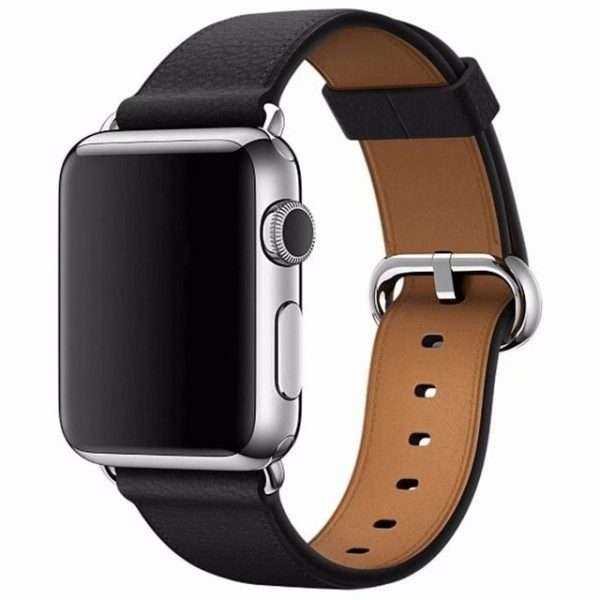 Leather loop Watch Strap For Apple Watch Band