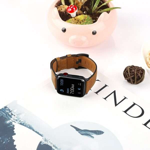 Retro Leather Watch Bands