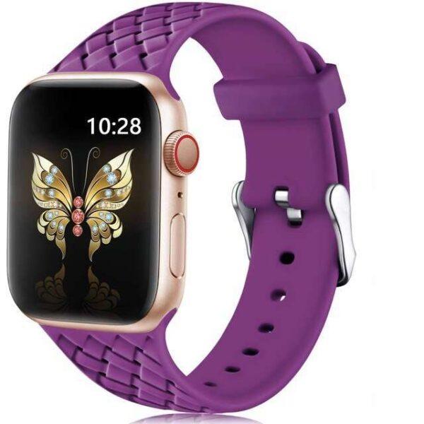 Woven Pattern Strap for Apple watch