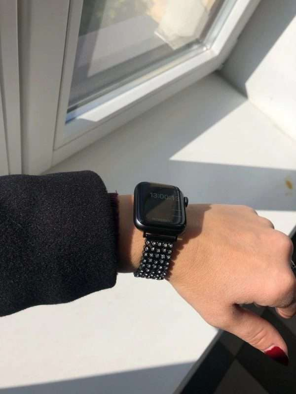 Crystal Diamond strap for Apple Watch band