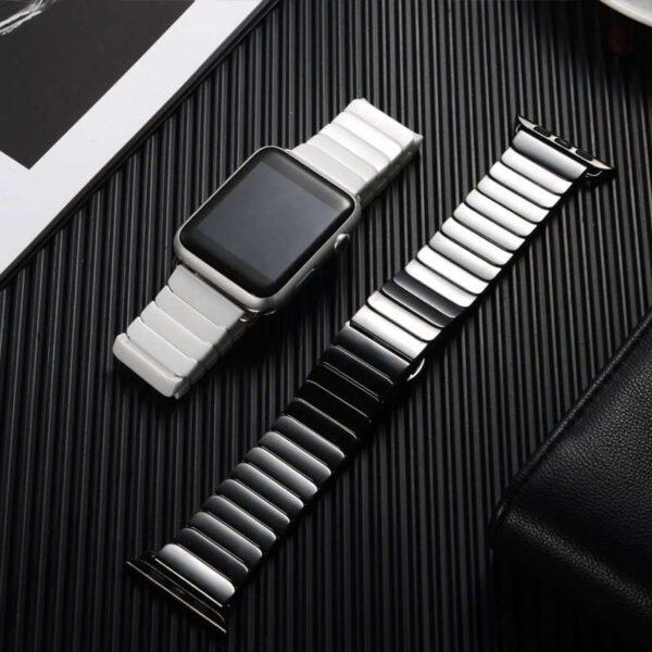 Luxury Ceramic Strap for apple watch