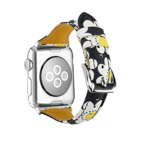 Women Belt Leather Strap For Apple Watch Band