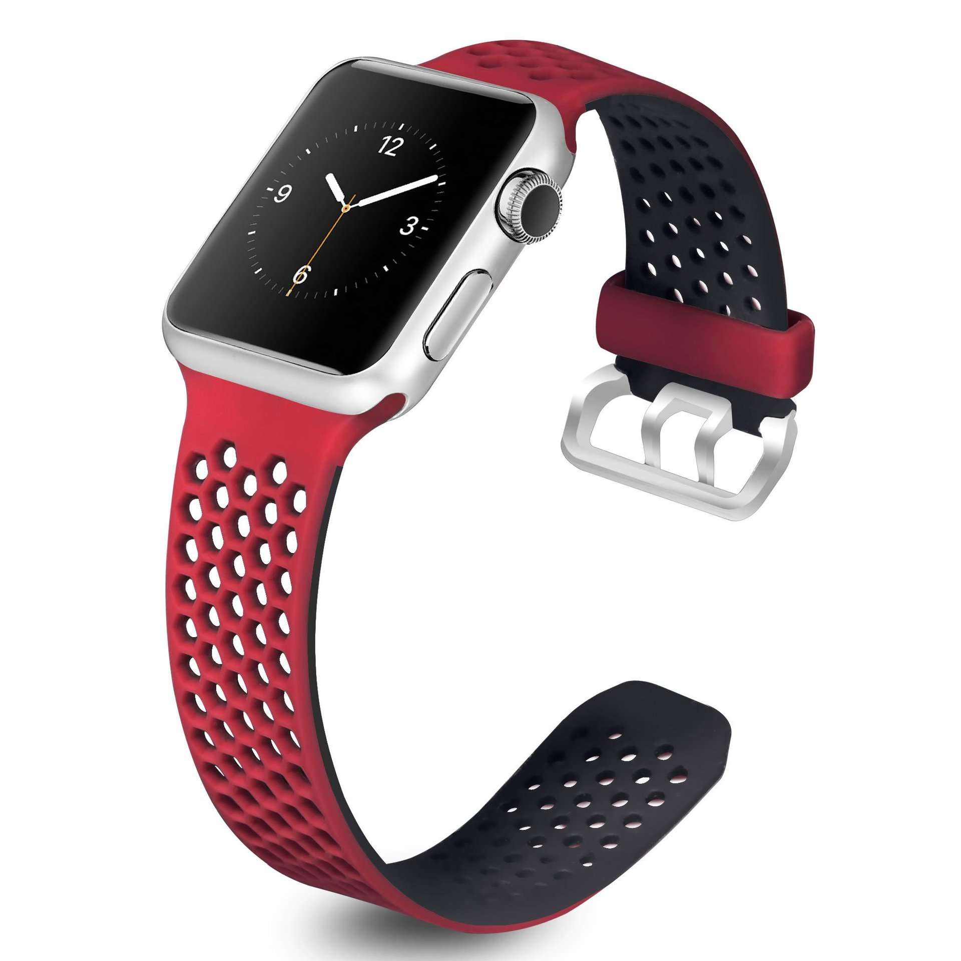 Sport Silicon bands for apple watch