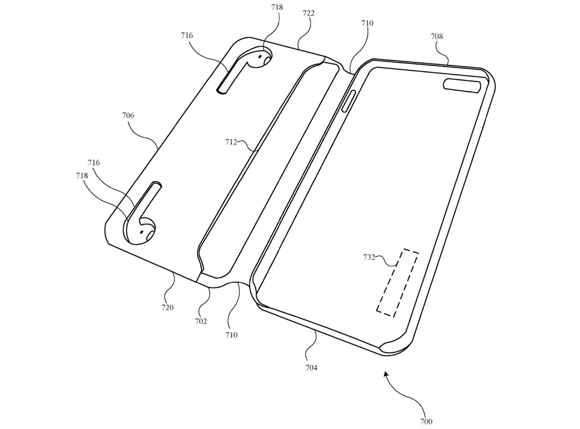 Apple Researching iPhone Cases That Can Charge AirPods and Other Accessories